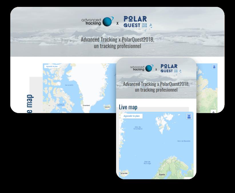 photo de présentation de PolarQuest 2018